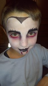 kindergrimme vampier