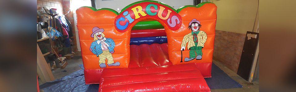 open springkasteel circus