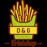 D&G Frietshop Logo