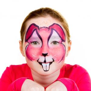 Kindergrime konijn